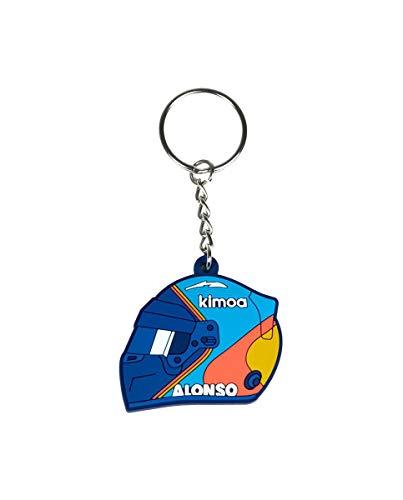 Kimoa - Llavero Casco Fernando Alonso
