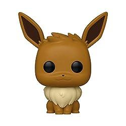 Funko Pop Games: Pokemon Eevee Figure gets release date