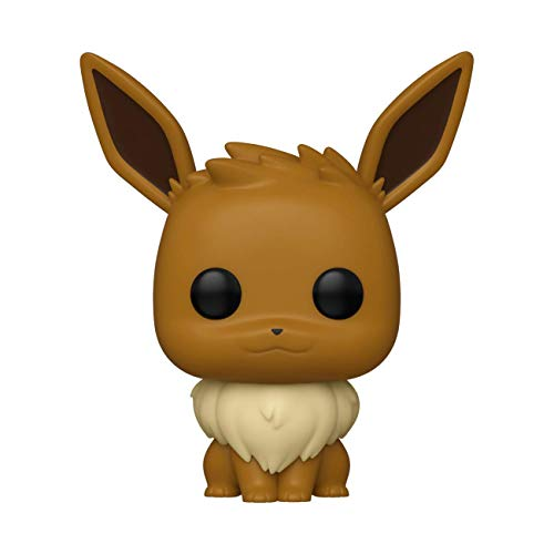 Funko Pop Games: Pokemon™ - Eevee Vinyl Figure #46779