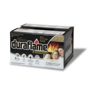 Duraflame 4.5 lb Gold Firelogs, 12-Pack Value Bundle
