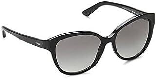 Vogue Eyewear Gradient Square Women'S Sunglasses - (0Vo2852Sm20481357|57. 0|Brown Gradient)