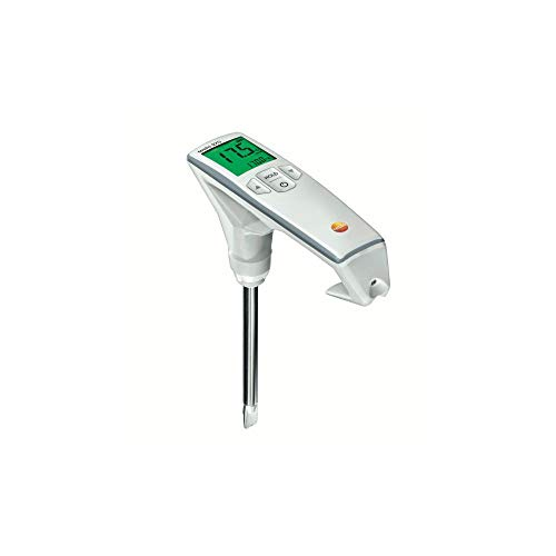 testo 270 Cooking Oil Tester I Oil Temperature and TPM Measurement Tool Without Reference Oil