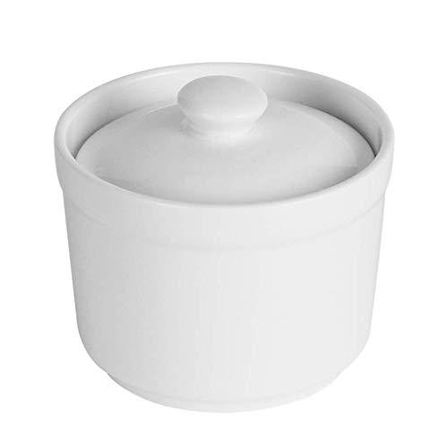HUAHUA Bowls Cuenco de cerámica instantánea tazón tazón tazón de fideos de huevo cocido al vapor tazón de fideos tazón de sopa tazón