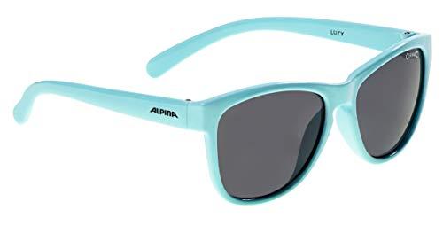 ALPINA LUZY Sportbrille, Kinder, mint, one size