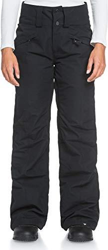 Roxy Spiral Snowboard Pants Womens Sz M True Black