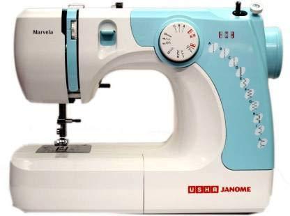 Usha Janome Marvela 60-Watt Sewing Machine...