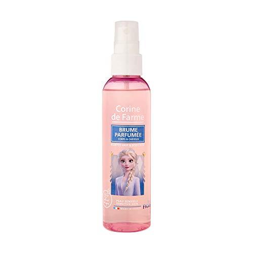 Corine De Farme | Reine des Neiges | Parfum Enfant | Brume Parfumée Disney | Notes Fruitées | Made in France