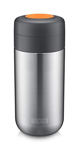 WACACO Nanovessel Isolierflasche Kaffee Tee Nanopresso