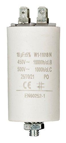 Fixapart - Capacitor 18.0Uf / 450 V + Earth