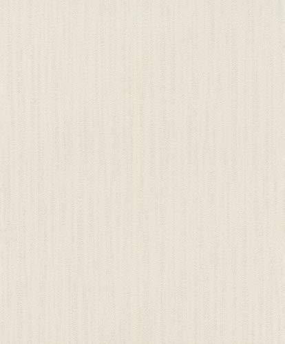 Rasch behang vliesbehang (universeel) crème 10,05 m x 0,53 m Yucatan 535228 behang