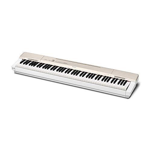 Casio Privia PX-160GD 88tasti Oro, Bianco tastiera digitale