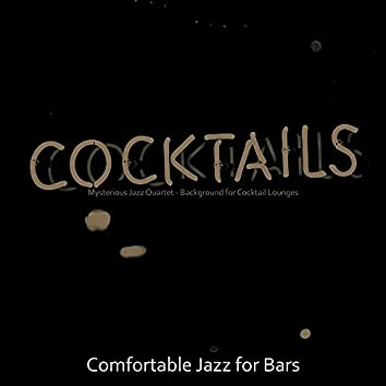 Mysterious Jazz Quartet - Background for Cocktail Lounges