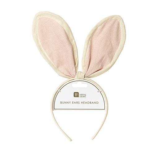 Talking Tables Truly Bunny Bunny Ears Headband