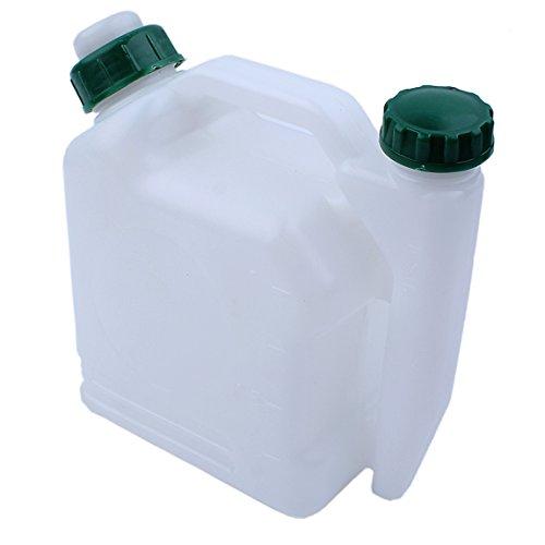 1.0L 1L Gas Pertrol Combustible Combustible Mezcla Botella Gasolina Motosierra Recortadora 25: 1/50: 1/40: 1/20: 1