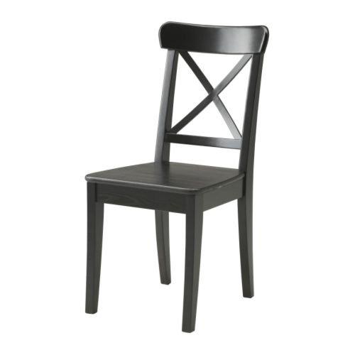Ikea INGOLF–Silla, marrón