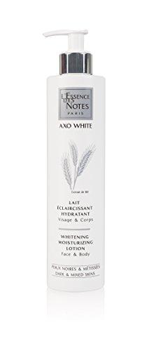 L'Essence Des Notes Lait Eclaircissant Hydratant 400 ml