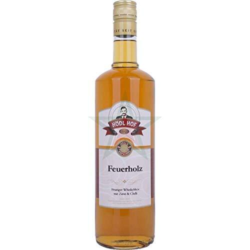 Hödl Hof Feuerholz Likör 33,00% 1,00 Liter