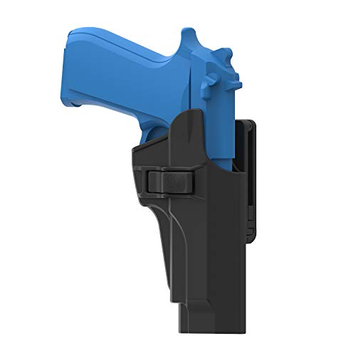 OWB Holster for Beretta 92 92FS 92S 92G M9 M9_22, Tactical...