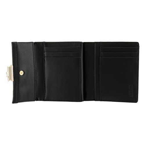 ANNASUI(アナスイ)『ジュエルフラワー外口金二つ折り財布』