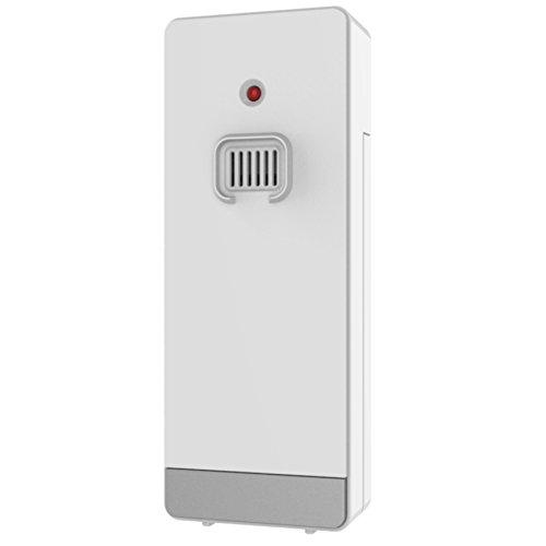 Technoline TX205-DTH Sender, Zusatzsender, Sensor, Temperatur, Luftfeuchte, Weiß, 104 x 27 x 40 mm
