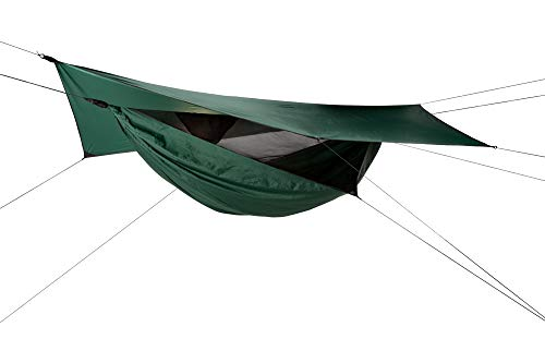 Hennessy Hammock - Safari Deluxe Classic XXL - Our Largest, Strongest and Roomiest Camping and Survival Shelters