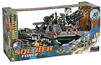 Heavy Combat Boat Playset - Soldier Force - Toys R Us Exclusive