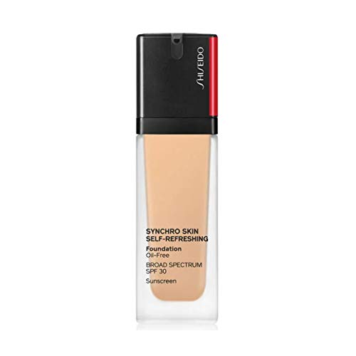 Shiseido Synchro Skin Self Refreshing Foundation 260 Cashmere, 30 ml