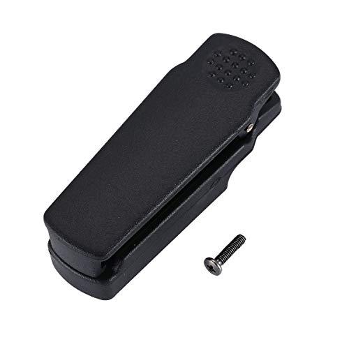 Cosye Clip de cinturón para Baofeng Walkie Talkie de Radio bidireccional a Prueba de Agua para Baofeng BF-A58 UV-9R Plus...