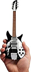 John Lennon Fab Four Tribute Mini Replica Guitar Pack of 2