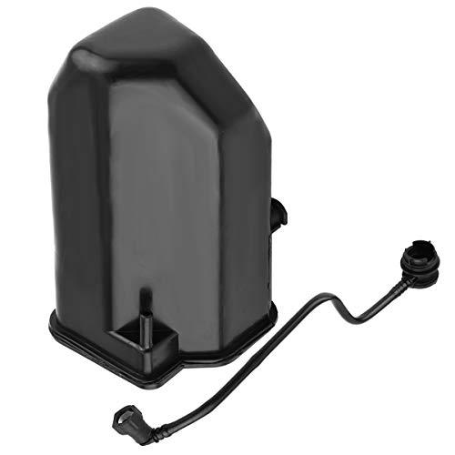 Esenlong Bote de Carbón Activado Manguera de Lata de Carbón para A-Udi Jetta Golf 1K0201801e