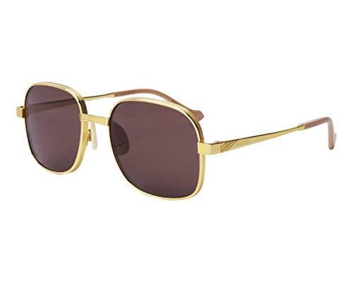 Gafas de Sol Gucci GG0788S Gold/Brown 55/19/145 hombre