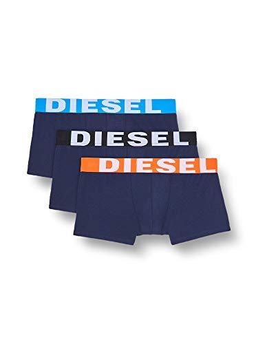Diesel Herren Umbx-shawnthreepack Boxershorts, E5218-0gapg, M