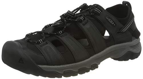KEEN Herren 1022426_42 Outdoor Sandals, Black, EU