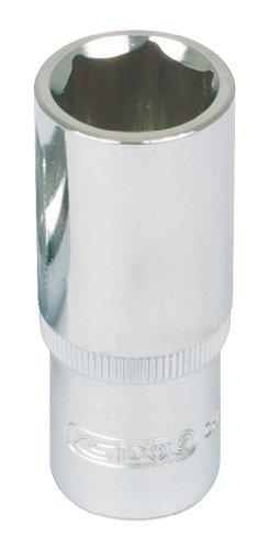 KS TOOLS 918.1429 Douille longue 6 pans CHROMEplus 1/4''- 9 mm