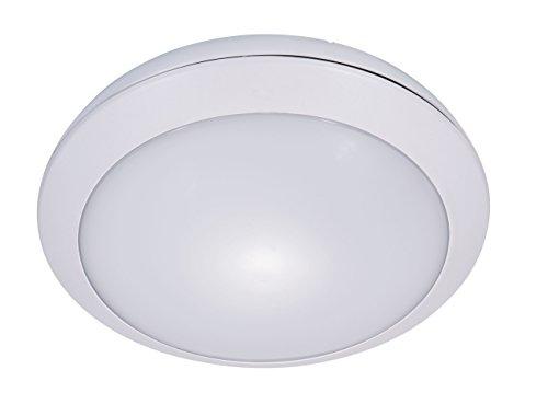 ZEYUN LED applique murale, lumière de plafond ronde plafonnier intérieur/extérieur, 16W 4000K IP66 étanche 1150lm