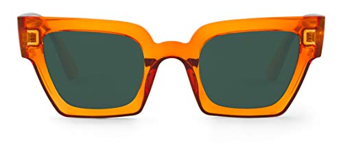 Mr Boho FRELARD Montures de Lunettes, Orange (Santa Fe/Classic Lenses), 45 Mixte Adulte