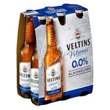 12 Flaschen Veltins Alkoholfrei Flaschen a 0,33L inc. 0,80€ MEHRWEG Pfand