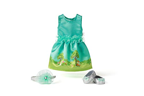 American Girl WellieWishers Garden Adventure Outfit for WellieWisher Dolls, Multicolor