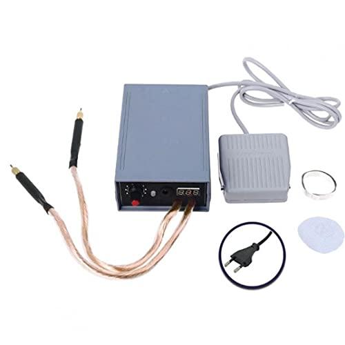 Herramientas de soldadura electrónica 18650 Soldador de la batería de la batería 5000W Alta potencia Ajustable Mini máquina de soldadura