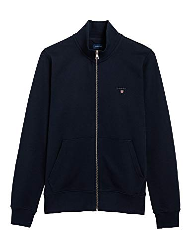 GANT The Original Full Zip Cardigan suéter para Hombre