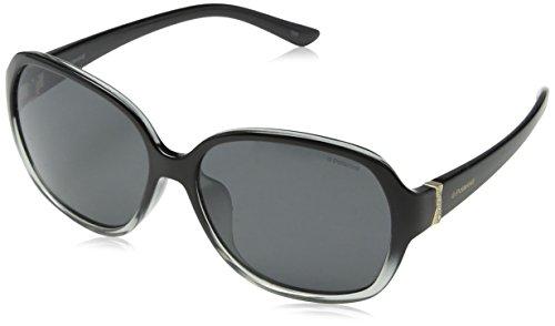 Polaroid PLD 5013/F/S Y2 LLG Gafas de sol, Gris (Shdgry Shybk/Grey Pz), 59 para Mujer