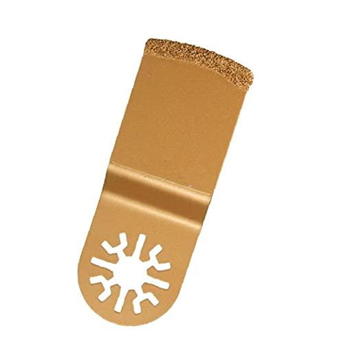Herramienta de mano de sierra de metal oscilante multiherramienta de liberación rápida para tornillos de material duro endurecido metal Uñas Tornillos de oro