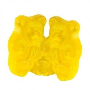 FirstChoiceCandy Albanese Gummy Bears (Mango, 2 LB)