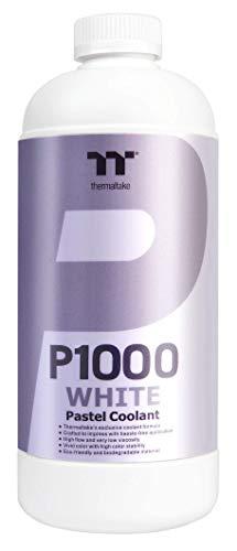 Thermaltake P1000 1000ml New Formula White Pastel Coolant Anti-Corrosion Anti-Freeze Minimize Airlock CL-W246-OS00WT-A