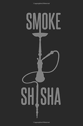 Smoke Shisha: Notizheft A5 Notizheft A5 kariert Notizheft 120 Seiten