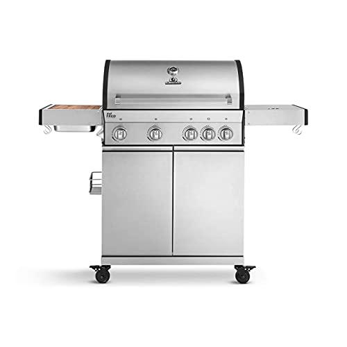 4-Brenner Gasgrill Big FRED Deluxe mit...