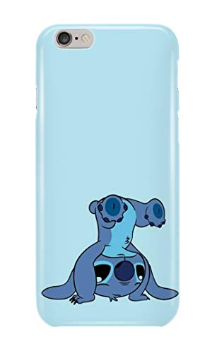 Carcasa para iPhone 6 6s Lilo and Stitch Ohana Cute Sweet Disney 20 Diseños