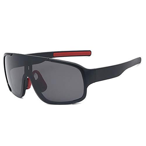 YIERJIU Gafas de Ciclismo Uv400 Gafas de Sol de Ciclismo Hombres Mujeres Gafas de Bicicleta de Carretera de montaña Gafas de Montar Deportivas Gafas MTB Gafas de Bicicleta Masculinas,Color 17