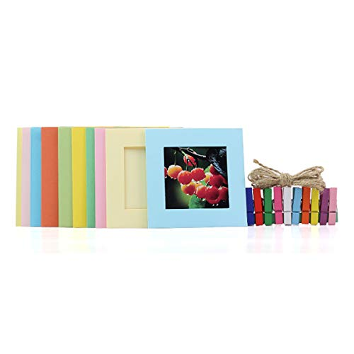 Check Out This Ngaantyun Creative Wall Decor Hanging Film Frame for Fujifilm Instax Square SQ6/SQ10 ...