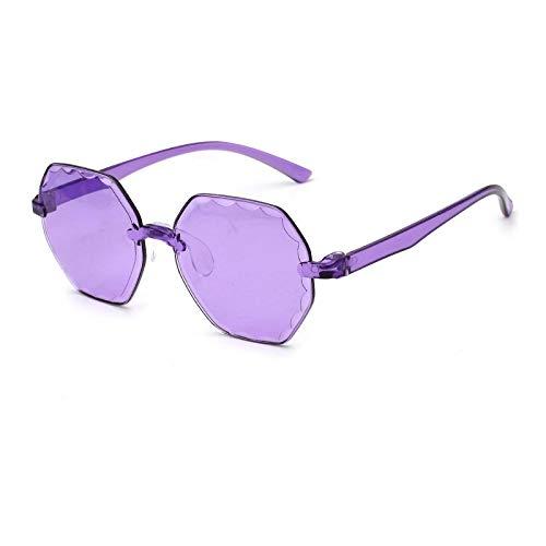 Gafas De Sol Polygon Gafas De Sol para Mujeres Hombres Vintage Shades Diseñador De LujoRetro Trendy Gafas Gradient Eyewear 1